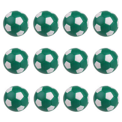 Foosball Machine Plastic Accessories Table Football Balls 36mm, Green for sale  China