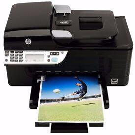 HP Officejet 4500 Wireless All-in-One Printer - G510n