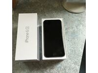 brand new ipone 6s silver black, £380 ono px welcome unwanted gift