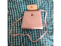 Clarks Pink Small Tote Bag