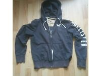 Men's Hoodie (Hooded Jacket Zipped) HOLLISTER size XL