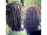 Professional Afro & European dreadlocks. Starter, Twist and Re-twist, All maintening, Extensions