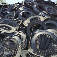 Tire sidewalls for silage piles-FREE