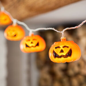 15-LED-Halloween-Orange-Pumpkin-Indoor-Fairy-String-Lights-Party-Decoration