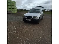 BMW X3 diesel manual