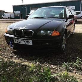 BMW E46 318 I se