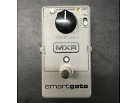 MXR Smart Gate Noise Suppressor Guitar Pedal