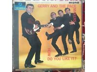 Various 1st Press EMI LPs – Gerry and the Pacemakers, Dave Clark Five, Seekers, The Hollies etc