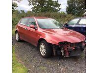 Alfa Romeo 147 spares
