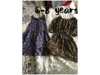 Girls clothes 6-8 years next gap