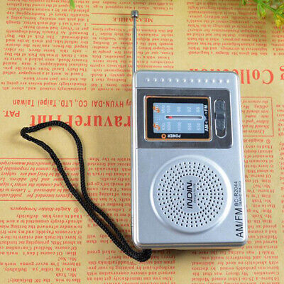 Compact Portable Radio AM/FM Battery Operated Receivers Transistor Best