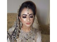 Professional Asian/Indian hair and makeup artist based in Wolverhampton