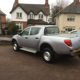 Mitsubishi L200 2.5dti Pick Up