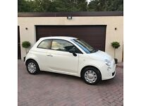 2012 (62) Fiat 500 1.2 Pop, ONLY 39k Miles!! 1Yr MOT, Immaculate, Serviced, Valeted, Warranty