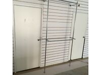 Retail Tubing System Clothing Rail