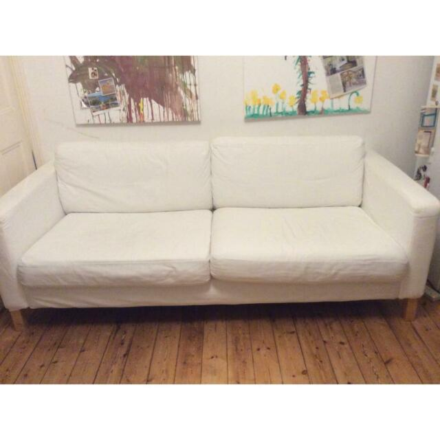 Groovy Ikea Karlstad Sofa In Cambridge Cambridgeshire Gumtree Gmtry Best Dining Table And Chair Ideas Images Gmtryco