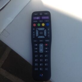 BT vision remote control Used but in Excellent condition Batteries not included