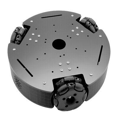 65mm Omni Three-wheel Robot Car Chassis For Diy Arduino Robot Car Toys