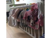 Baby girl clothes bundle - 0 to 3 months