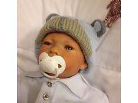 "Reborn Baby Doll "" Charlie "" Realistic Newborn Lifelike"