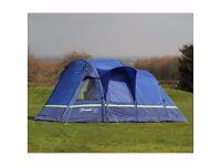 Berghaus Air 4 (4 berth tent) airbeam tent