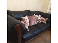 Amazing Huge Sofa With Bolsters