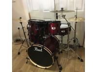 Fully Refurbished Pearl Export (EX) with New Cymbals