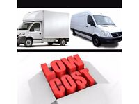 Man and van cheap and trusted removals