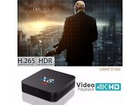 Android 6.0 4K Blutooth 2GB/16GB With 12 Month Worldwide IPTV,KODI,MOVIES,SPORTS