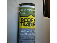 RoofTrade Mineral Green Roofing felt