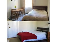 2 Double Rooms available on WEEKENDS ONLY in shared flat during Fringe Festival Let