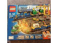Lego Cargo Train set - 60052