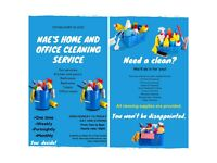 Nae's Home and Office cleaning service