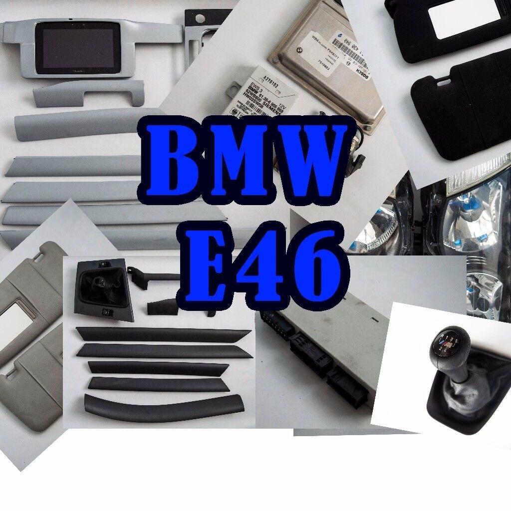 BMW E46 318 Spare Parts