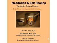 Meditation & Self Healing Weekly Classes in Greenwich
