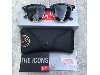 ec25a755115c Genuine Brand New Clubmaster Sunglasses 3016 W0365 51mm