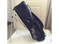 PING STAND BAG?