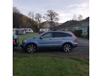 Honda CRV 2.2 EX Diesel 2007, 2 owners, excellent reliable car,This is the top of the range CRV.