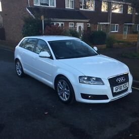 Audi A3 Sport Back good condition well maintained must be seen to be appreciated!!