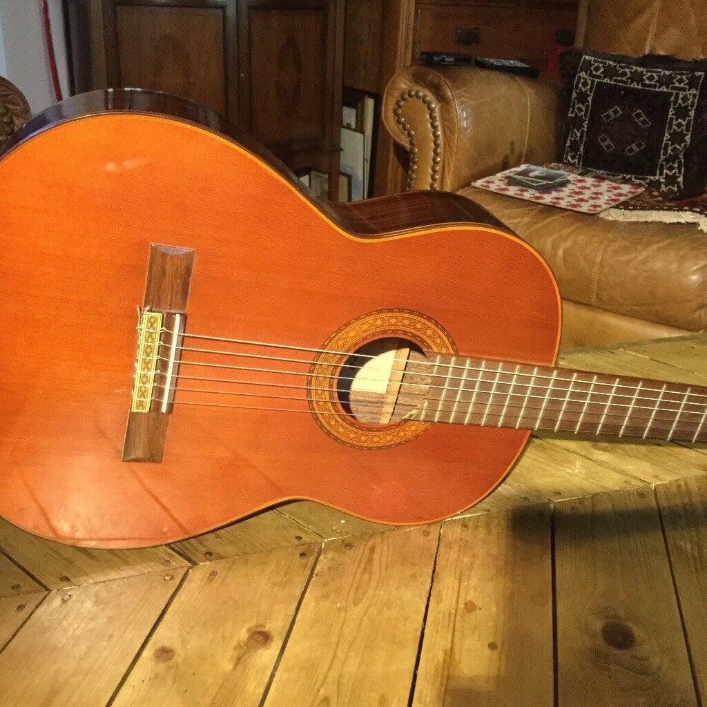 Kimbara classical guitar