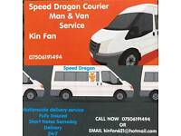 Man & Van service / Courier service( Ebay , Ikea collect and delivery )