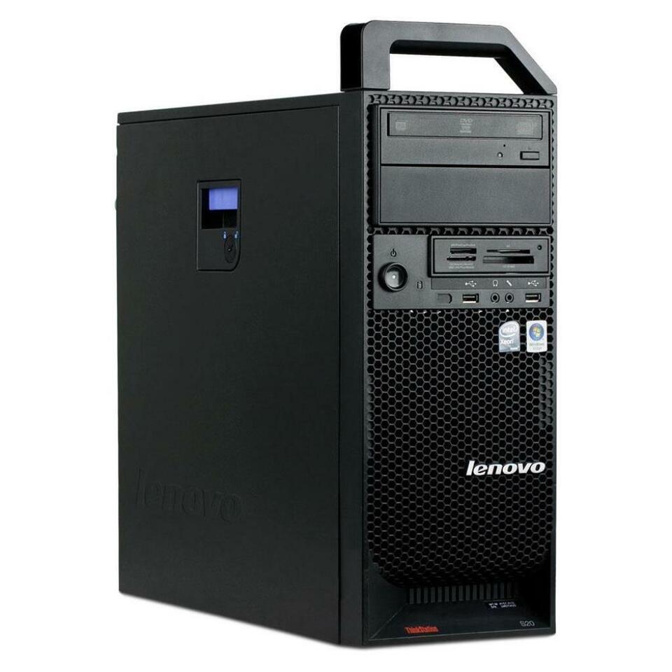 PC, Computer, Workstation, Thinkstation, S20, SSD, Xeon, Garantie in Weissach