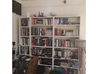 Painted bookcase - Free