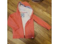 girl's 5-6year old autumn to winter jacket from dabenhams