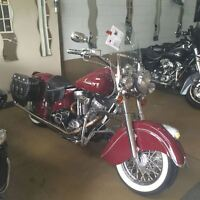 2003 Indian Motorcycles Chief Vintage -
