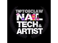 PROFESSIONAL MOBILE NAIL TECH & ARTIST🎀NAIL ENHANCEMENT/EXTENSIONS🎀NAIL ART/SHELLAC/GEL POLISH🎀