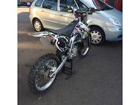 2004 kx125 £1300 kx 125