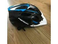 Merida Mountain Bike Helmet, fully adjustable size 58-61cm