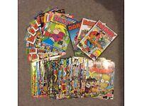 Dandy + Dandy Xtreme comics + various Dandy annuals (2004-2009)