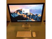 Apple iMac 27-inch 3.4GHz Quad Core i7 16GB RAM 768GB SSD - Late 2012 - 2GB NVIDIA GTX 680MX